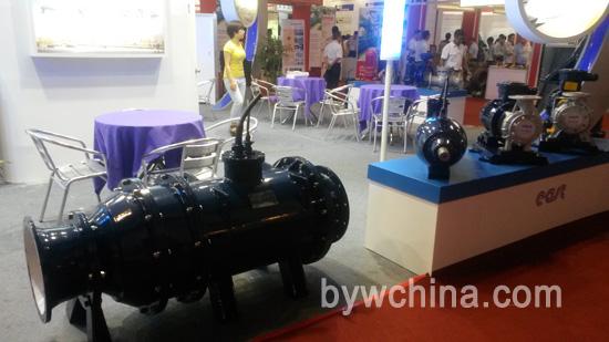 中国泵业网--上海东方泵业(集团)有限公司参展2014