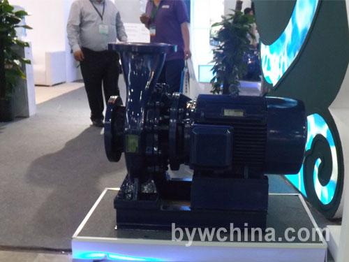 中国泵业网--上海连成(集团)有限公司参展2013中国环
